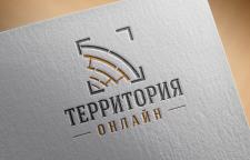 """Логотип """"Территория онлайн"""""""