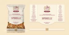 Дизайн упаковки для макаронных изделий