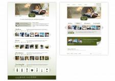 """Сайт для компании """"Villa Verde"""""""