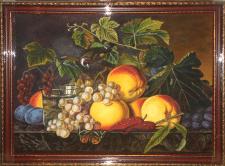 """""""Голландский натюрморт с фруктами"""""""