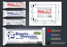 Дизайн упаковки бинтов и марли
