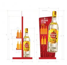 Стойка под алкоголь