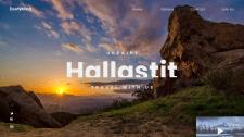 Сайт для Travel company