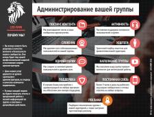"""Первый баннер постинга для агентства """"LeoSmm"""""""