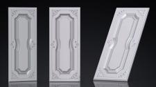 Двери с узорами