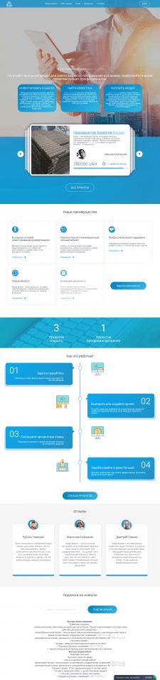Credi Finance | Сервис P2P кредитования