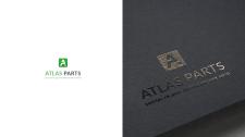 Логотип для компании AtlasParts