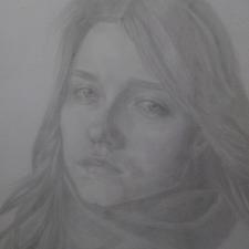 Портрет по фото 3
