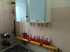 Проект на газоснабжение админ здания