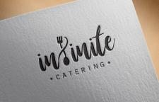 Разработка логотипа для Infinite catering