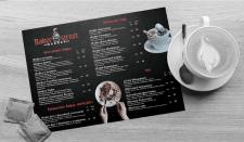 Бекер-стрит меню