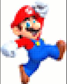 пиксельный персонаж