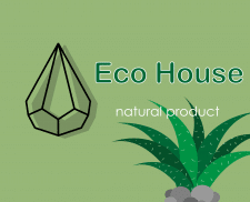 логотип Eco House