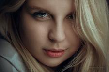 Фото и детальная ретушь портрета
