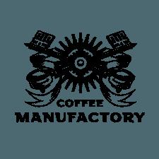 Логотип для Мануфактуры Кофе
