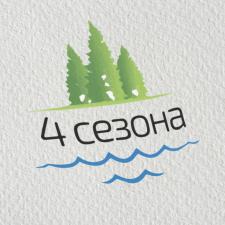 """Логотип """"4 сезона"""""""