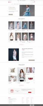 Дизайн и програмирование интернет-магазина