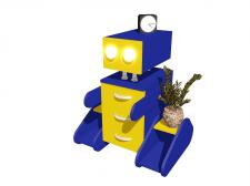 Дитячі меблі - Робот 1