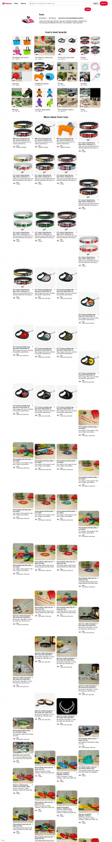 Dog&Cat Supplies, Collar and Leash Sets, Muzzles