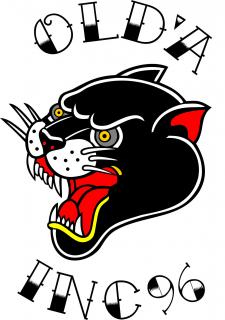 Panthera logo oldschool