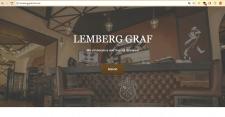 Сайт для ресторана
