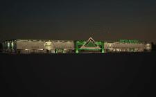 Визуализация торгового центра
