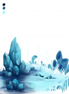 Кристальная полянка