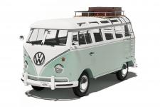 Volkswagen T1 1969 | Моделирование и Визуализация