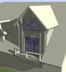 Проект реконструкции , перепланировки усадьбы.