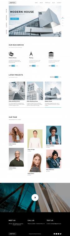 Архитектурное бюро