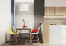 Интерьер смарт квартиры