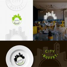 Логотип для городского кафе