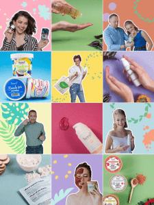 Составление визуала для Instagram аккаунтов