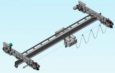 Проект мостового однобалочного крана
