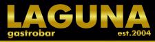 "Логотип гастро-бара ""Лагуна"""