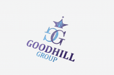 Логотип для Goodhill Group