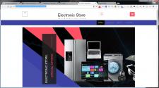 Yii2 пример интернет магазина