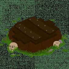 Элемент окружения для пиксельной 2д игры