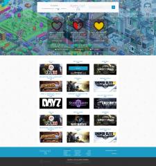 Keev.net - магазин цифровых товаров