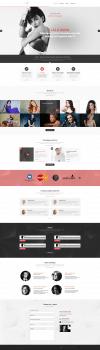 Дизайн и создание сайта для LALA Music