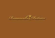 """Логотип для юридической фирмы """"Romanenko&Partners"""""""