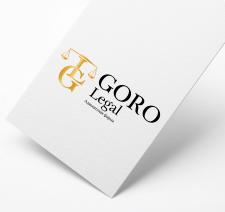 Логотип для адвокатской фирмы