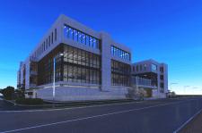 Здание районного суда в Харькове