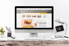 Интернет-магазин модульных картин под ключ