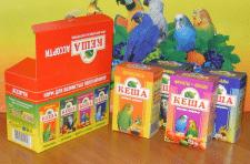 Дизайн серии упаковок товаров для животных\птиц