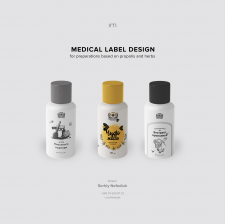 Medical Label Design