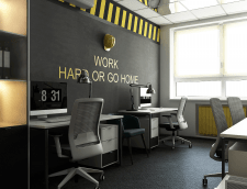 Офіс будівельної компанії