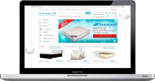 Разработка интернет-магазина матрасов
