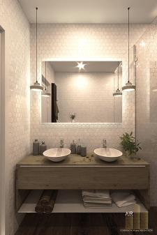 Дизайн-проект частного дома в Москве 137м2