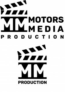 "Логотип компании ""Motors Media Production"""